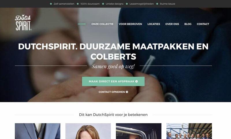 Portfolio DutchSpirit
