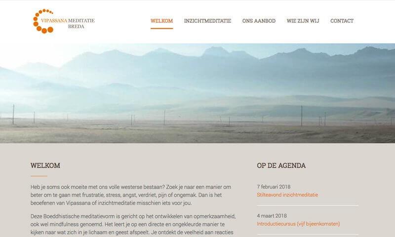 Portfolio Vipassana Breda