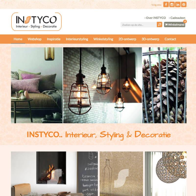 Website project INSTYCO