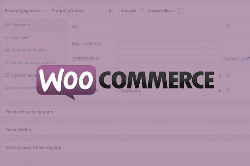 Wordpress Woocommerce website